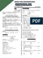 Teoría de Exponentes - Teoría y Problemas