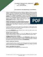 CONTRATO DE SERVICIO volquete AJA 915 2017.doc
