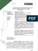 Sala Penal Nacional de Apelaciones Especializada en Delitos de Corrupción de Funcionarios - Colegiado A