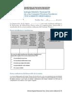 Informe Regional Octava Sesion Ordinaria 2016- 2017