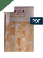 PorQueGuardamosElDomingo Domingo Fernandez