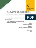 Estructura Experiencia Laboral (Rv Lupe)