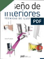 Diseño de Interiores - Tecnicas de Ilustracion - Baja