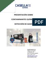 Manual Detección de Gases Casella