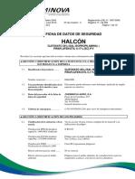 Halcon Msds Clp