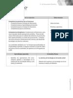 CRONODOSIFICACION Quimica 3