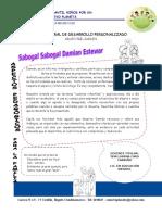 Informe Integral de Desarrollo Personalizado Naciones Unidas