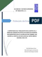 Protocolo La Importancia Del t.s