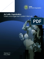 Air Traffic Organization, Safety Management System Manual.pdf