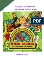 Manual Para Facilitadores Juego Entre Mundos