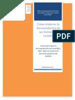 Como elaborar la documentación de un sistema.pdf