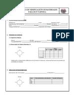 13-1) Formato - Registro Para Hot Tapping