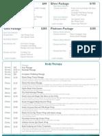 Aqua Spa - Price List_complete