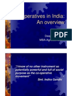 Seminar on Coopeartive in India