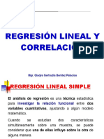 Analisis de Regresión Simple