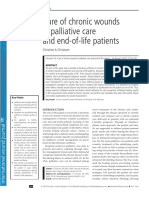 International Wound Journal Volume 7 issue 4 2010 [doi 10.1111%2Fj.1742-481x.2010.00682.x] Christine A Chrisman -- Care of chronic wounds in palliative care and end-of-life patients.pdf