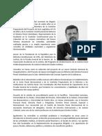 Jaime Granados Peña - Abogado