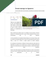 El Cultivo de Fresas Emerge en Apaneca