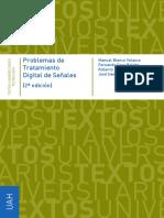 Problemas de Tratamiento Digital de Señales, 2da Edición