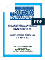 1.Generalidades PM y Gestion Integracion2