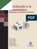 Introduccion a La Bioestadistica Aplicaciones Con Infostat