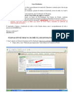 Manual de Matricula Web Foto