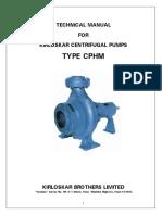 Technical Manual CPHM