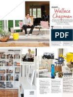Mystyle Your Home & Garden August. Wallace Chapman, Alford Street, Waterview