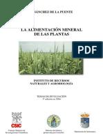 Alimentacion mineral de las plantas.pdf