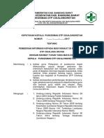 1.2.2.1 SK Pemberian Informasi Kepada Masyarakat (Revisi)