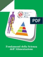 Fondamenti Della Scienza Dell'Alimentazione 2015