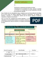 Diseño Hidráulico RIEGO A GOTEO.