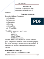 Lec 4 Concrete