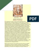 El Arte Teugico Federico Gonzales