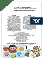 Ensayo Critico colaborativo sobre los avances, limitaciones y retos actuales de la evaluación del aprendizaje en México