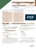 Cad c1 Curso b Prof Teoria Matematica