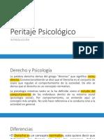 PERITAJE PSICOLOGICO