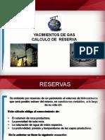 Calculo de Reserva-gas