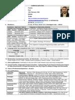 Paul Francis EC Format - CV - EU