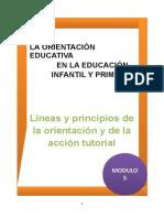 Tutoria Infantil y Primaria