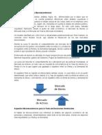 Coyuntura y Equilibrios Macroeconómicos- Aspectos Microeconómicos