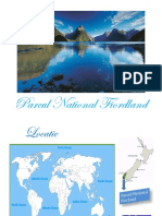 Parcul National Fiordland
