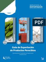 Guia de Exportacion de Productos Perecibles PROMPERÚ