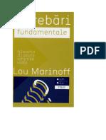 Lou Marinoff - Intrebari fundamentale v.01.docx