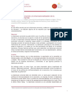 ARI11 2013 Fanjul Diplomacia Comercial Internacionalizacion Empresa Economia