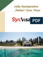 Australian Visa Experts - Sync Visas  
