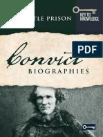 convict biographies