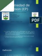 Enfermedad de Parkinson (EP)