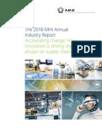 MHI Industry Report 2016