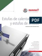 BR Estufas Espagnol D10027